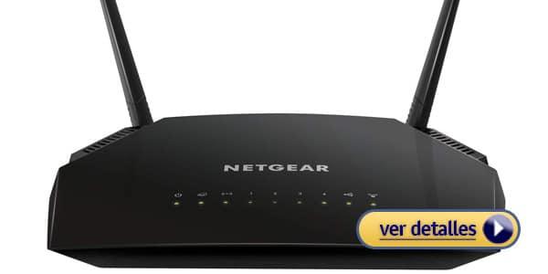 NETGEAR AC1200 router por menos de 100