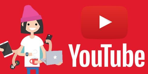 YouTube haciendo videos para ganar dinero