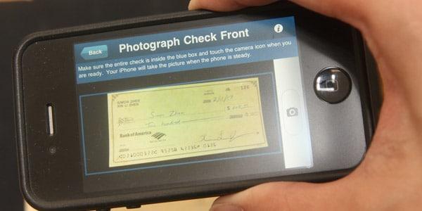 chase depositar cheque con celular