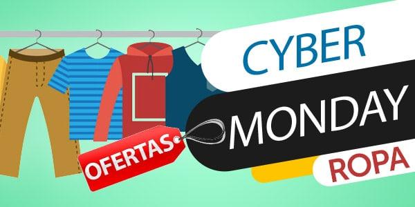 Ropa Cyber Monday 2019: Mejores ofertas en ropa, zapatos y