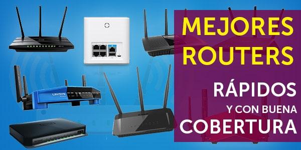 mejores routers enrutadores