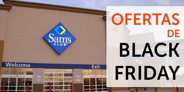 ofertas black friday sams club