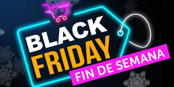 ofertas fin de semana black friday viernes negro