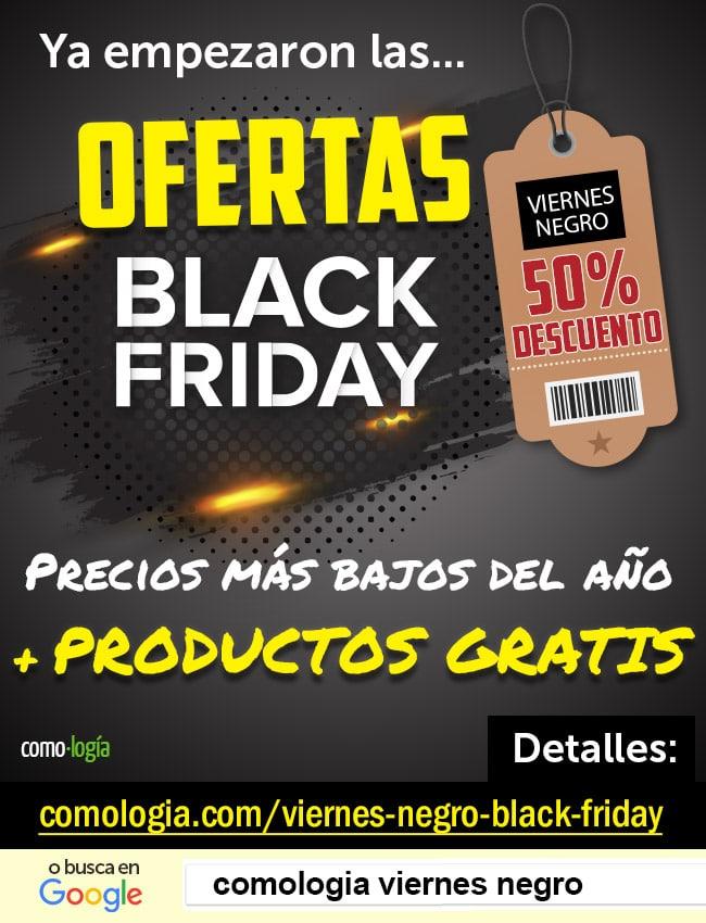 ofertas viernes negro black friday