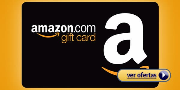 Tarjeta de regalo de Amazon gift card para regalar
