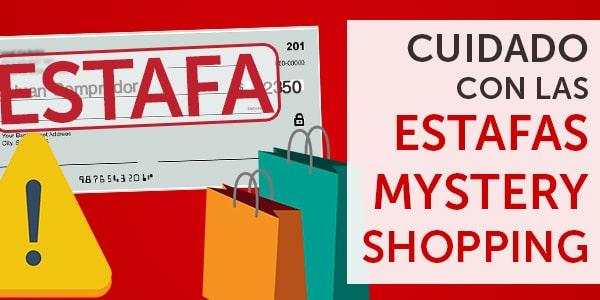 estafa mystery shopper