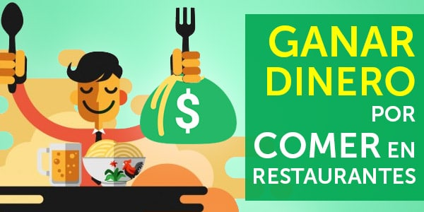 ganar dinero por comer