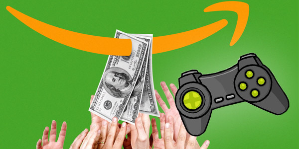 Vender videojuegos en Amazon