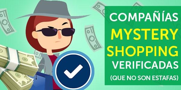 companias mystery shopping recomendadas no son estafas