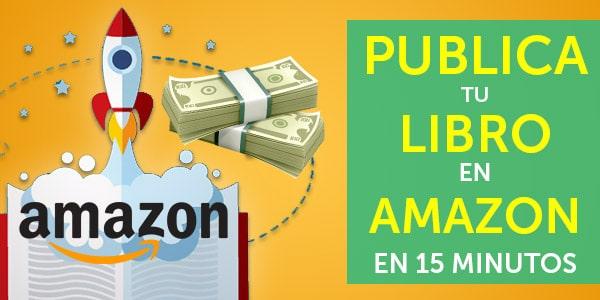 publicar un libro en amazon ganar dinero
