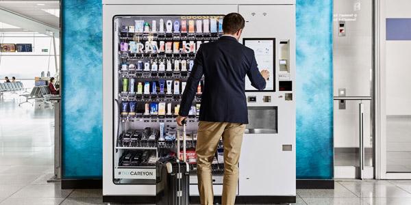 Maquinas vending especiales