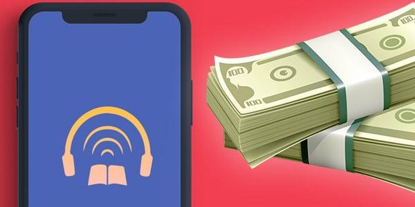 cuánto dinero se puede ganar leyendo audiolibros