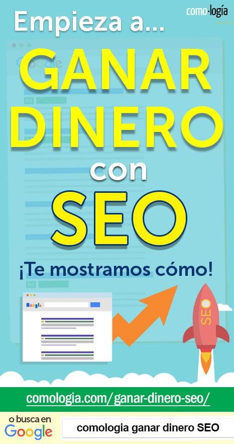ganar dinero con SEO Search engine optimization