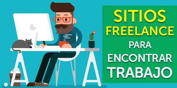 sitios freelance encontrar trabajo