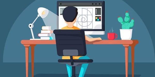 trabajos freelance diseño gráfico