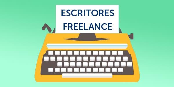 trabajos freelance escritores