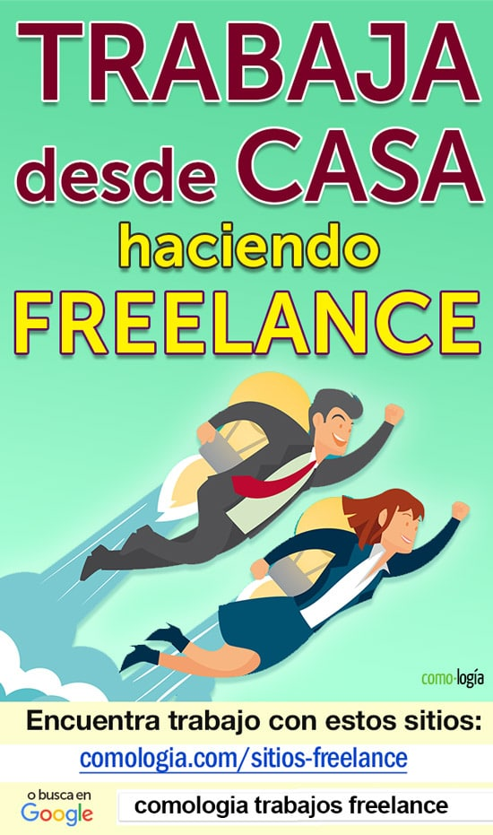 trabajos freelance