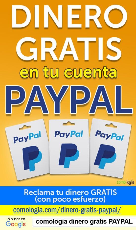 dinero gratis paypal