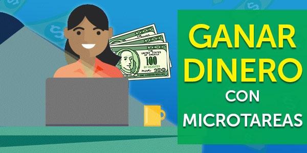 ganar dinero con microtareas
