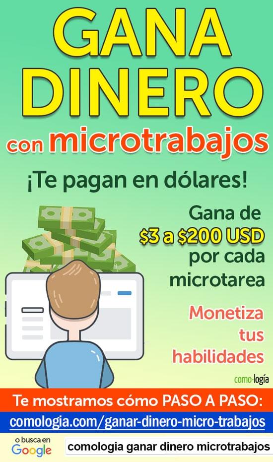 ganar dinero microempleos