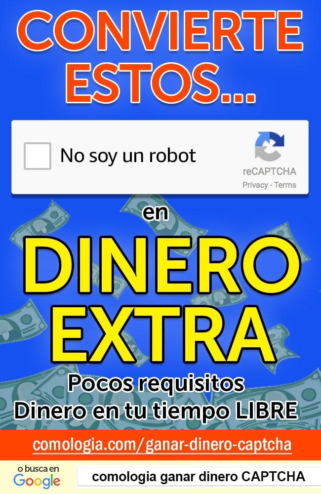 ganar dinero con CAPTCHA