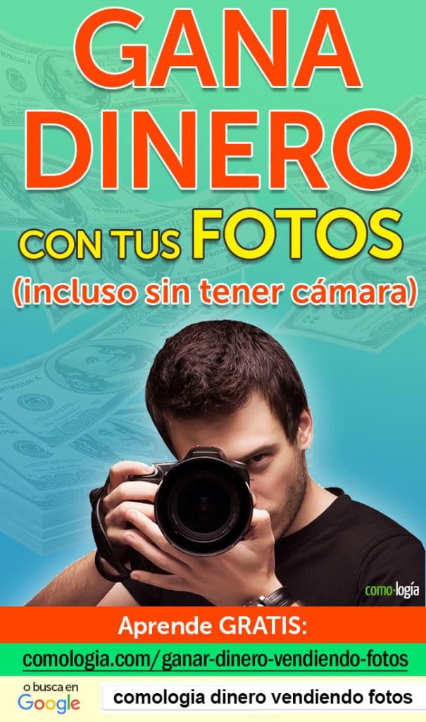 ganar dinero fotos