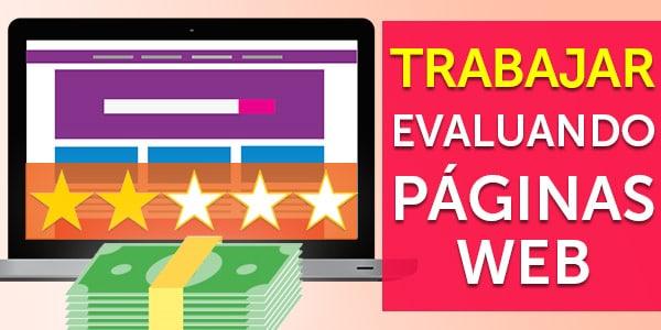 evaluar paginas web