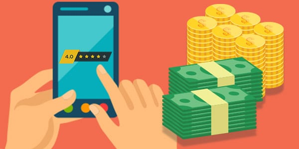 ganar dinero evaluando aplicaciones