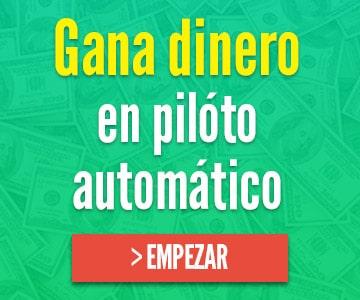 ganar dinero piloto automatico