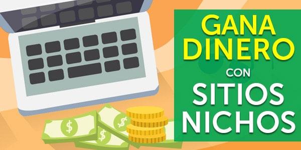 ganar dinero sitios nichos