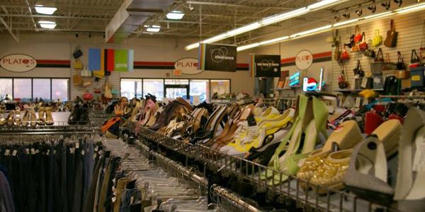 platos closet vender ropa zapato