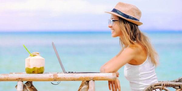 Trabajos para nomadas digitales escritura