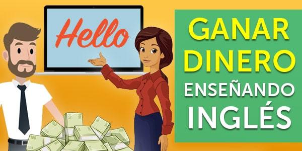 ganar dinero enseñando inglés