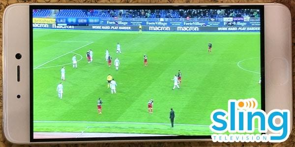 sling tv ver futbol copa america