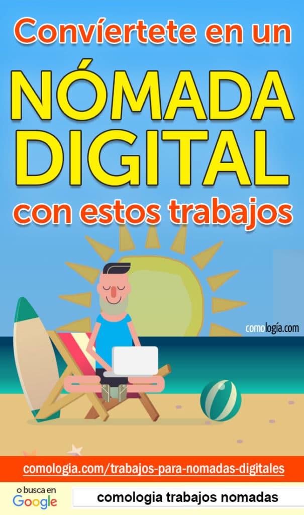 trabajos nomadas digitales