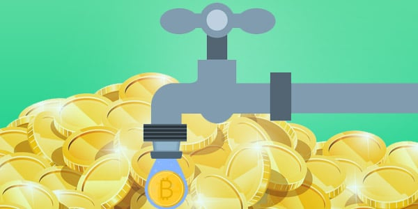 faucet de Bitcoins