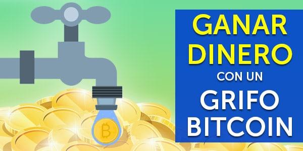 ganar dinero grifo bitcoin faucet