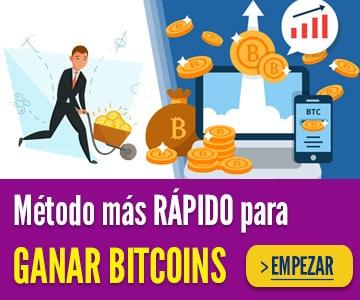 metodo mas rapido para ganar bitcoin