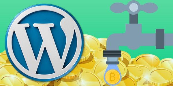 plugin de grifos de Bitcoin WordPress