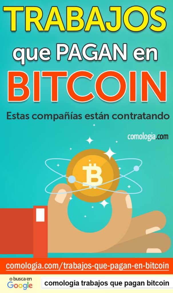 trabajos bitcoin