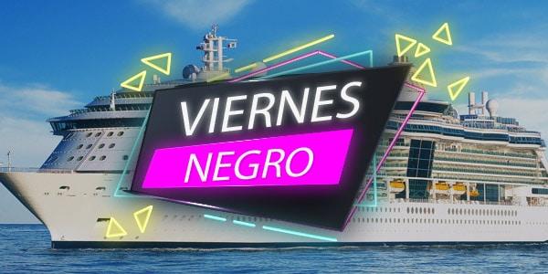 viajes viernes negro cruceros vuelos ofertas