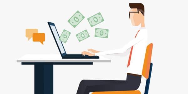 Ganar dinero escribiendo por Internet 5 dolares al dia